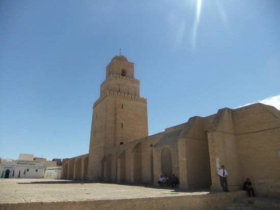 Three Doors Mosque : Mosque Kairouan, Tunisia