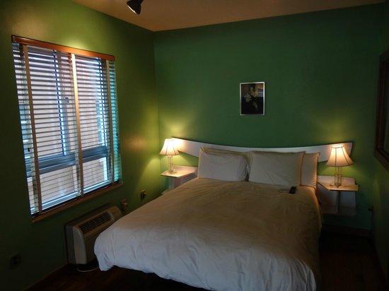 Pelican Hotel: Sleeping Area