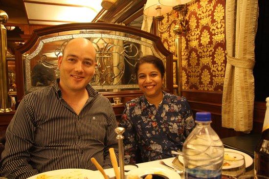 Sahib Sindh Sultan: happy diners