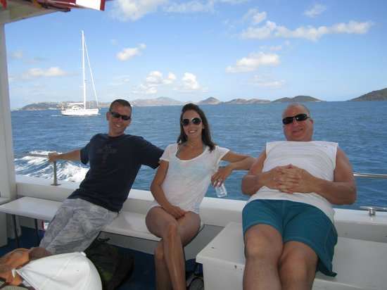 Sadie Sea Charters: comfortable boat and ride