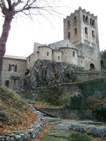 Abbaye Saint Martin du Canigou: Abbaye de Saint Martin du Canigou