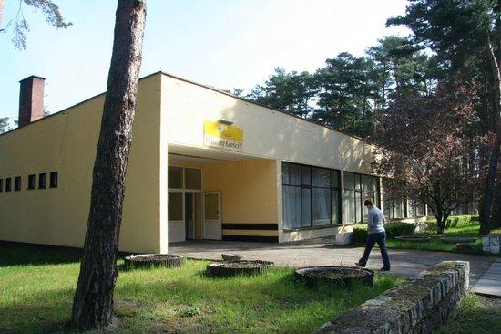 Grand Laola SPA: Gebäude mit Frühstücksraum