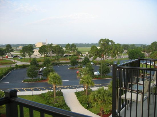 Chateau Elan Hotel & Conference Center: View from the room