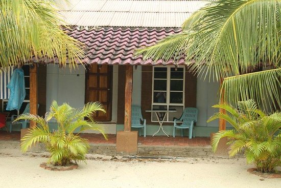 Senari Bay Resort : entrance to the room
