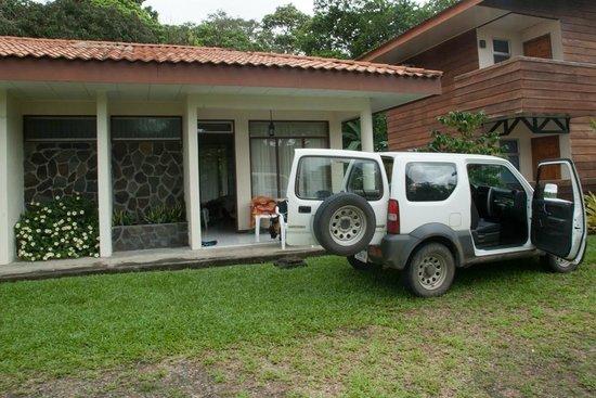 Eco Arenal Hotel: villa :-(
