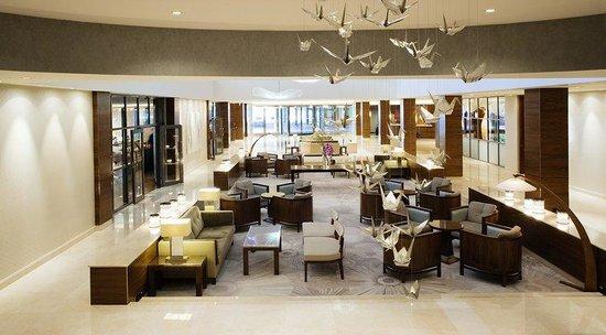 Hotel Okura Amsterdam: Lobby View