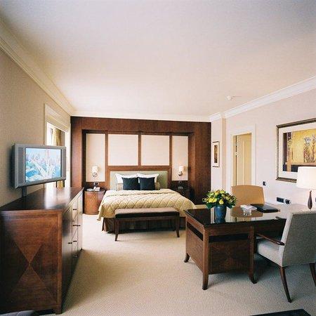 Hotel Okura Amsterdam: Deluxe Junior Suite