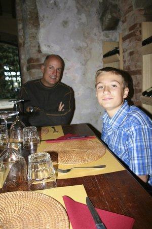 Il Borghetto di San Gimignano Agriturismo: Restaurant