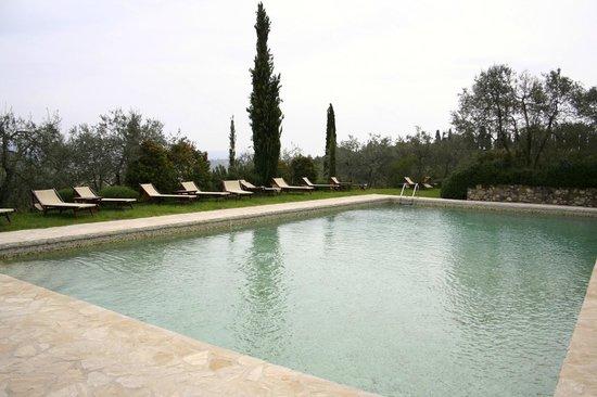 Il Borghetto di San Gimignano Agriturismo: Pool