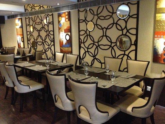 Hotel Down Town : Restaurant