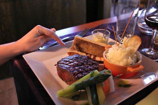 Restaurant Le Continental : la viande