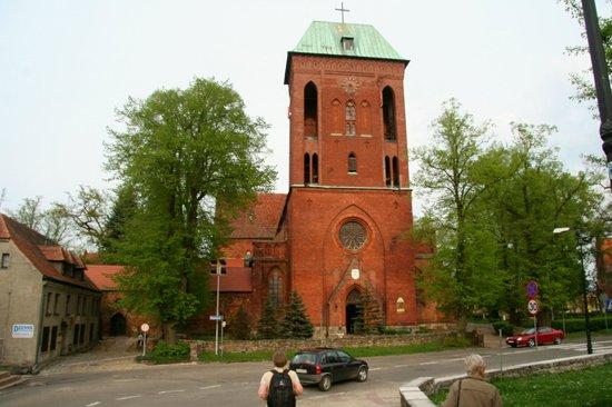 Kamien Pomorski, โปแลนด์: Außenansicht