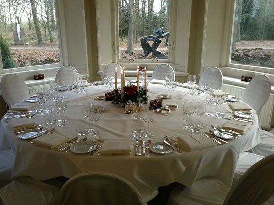 De Havixhorst: Private Dining Room
