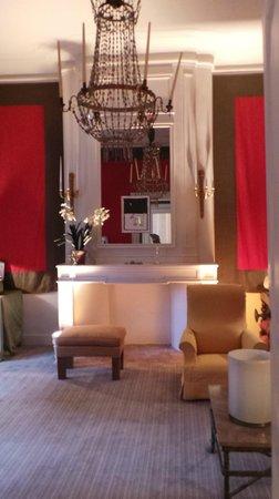 Chambres D'hotes Hotel Verhaegen : наш номер