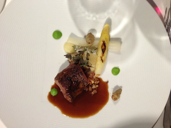 Restaurant David Selen: Exemple de plat