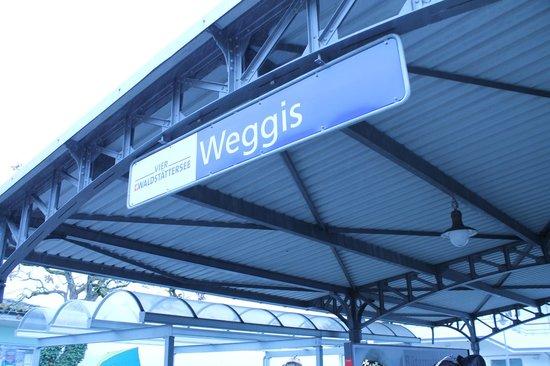 Post Hotel Weggis: Weggis...