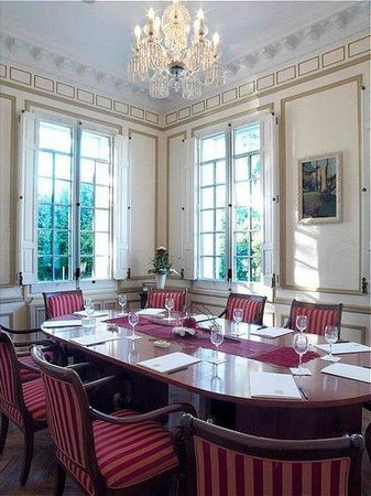 Pazo Libunca: Meeting Room