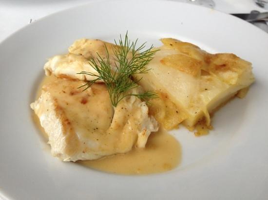 Cigalon : Namorado com Gratim de batata