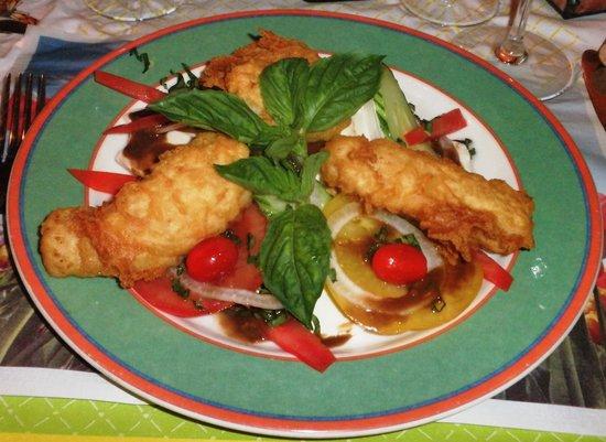 """Le Vieux Logis: Summer Fish & Chips """"Copenhagen Style"""""""