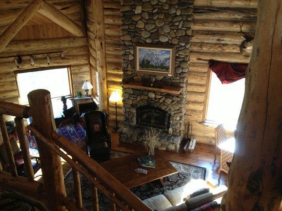 Bentwood Inn Jackson Hole: Great Room