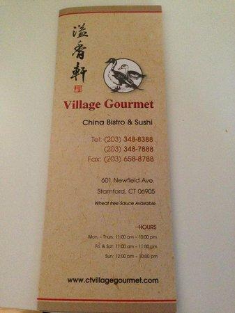 Village Gourmet