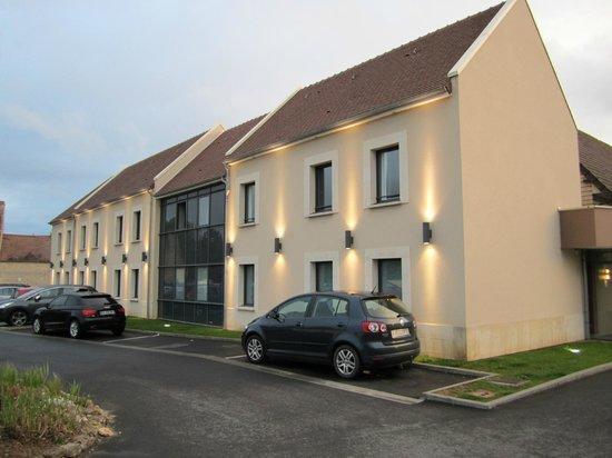Best Western La Mare O Poissons : hotel