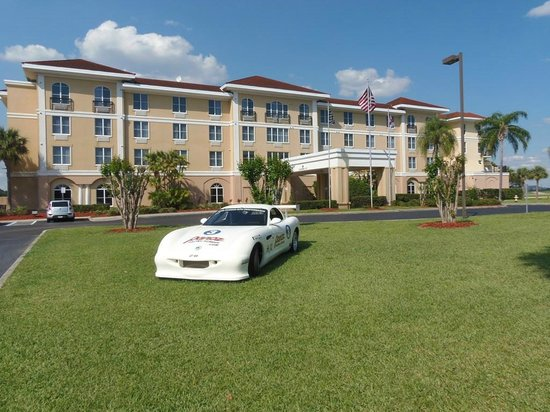 Chateau Elan Hotel & Conference Center : Hotel front