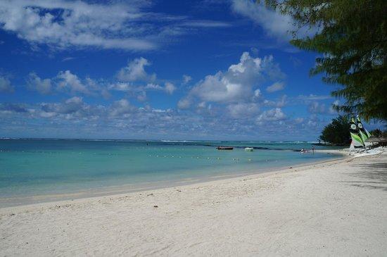 Ambre Resort & Spa: plage