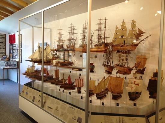 North Carolina Maritime Museum at Southport : Ship Collection