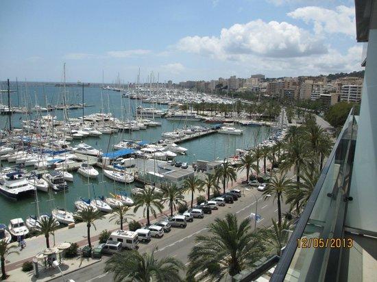 Hotel Costa Azul: Utsikt från mitt hotellrum!