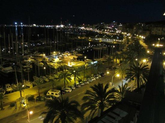 Hotel Costa Azul: Nattens utsikt