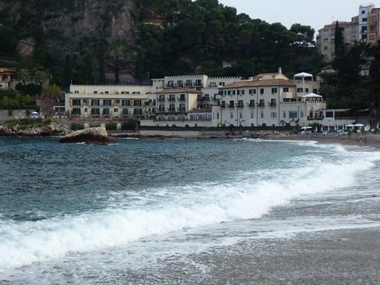 Belmond Villa Sant'Andrea : hotel quasiment sur l'eau