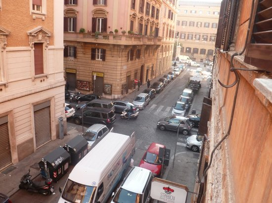 hotel giotto en roma:
