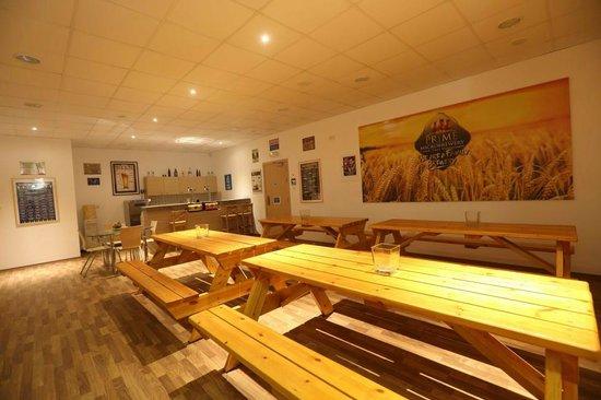 Sotira, Cyprus: Beer Tasting Room