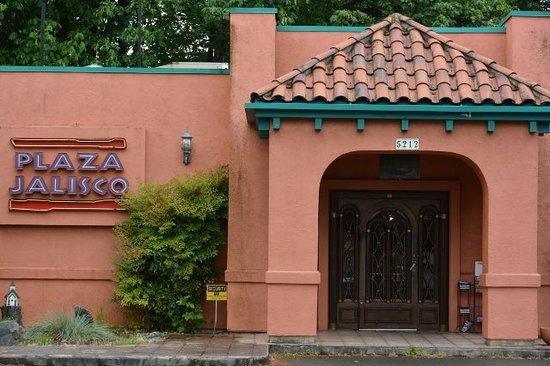 Plaza Jalisco Mexican Restaurant Tumwater WA