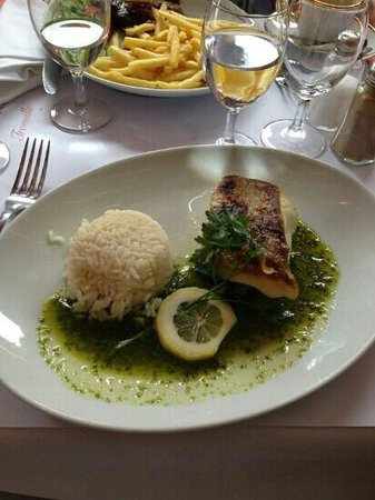 Brasserie Le Central: cod