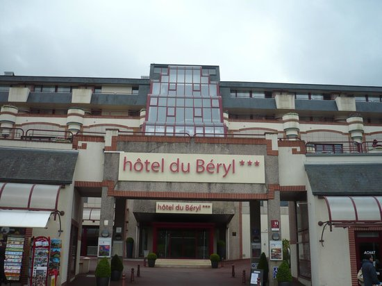 Thb Hotel Spa Du Beryl Hotel In Bagnoles De L Orne