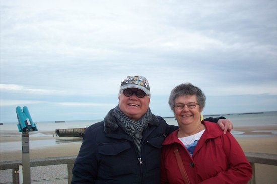 Planquery, Frankreich: Roel and My Wife Jane