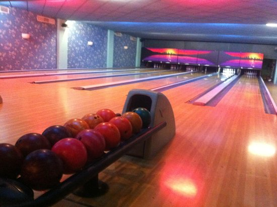 Nour Palace Resort : BOWLING