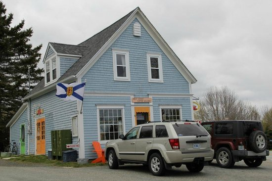 Best Coast Coffee Gallery : Best Coast Coffee and Gallery - Broad Cove, Lunenburg Co.