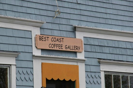 Best Coast Coffee Gallery : Best Coast Coffee and Gallery - Broad Cove in Lunenburg County