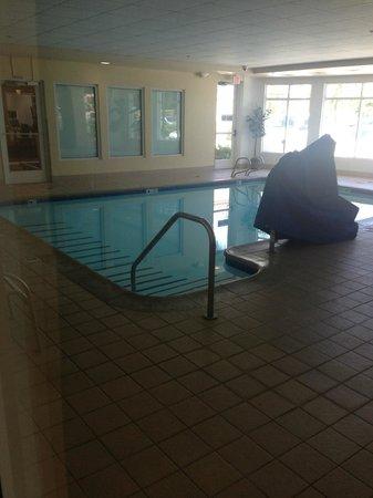 Hilton Garden Inn Bakersfield: Inside pool
