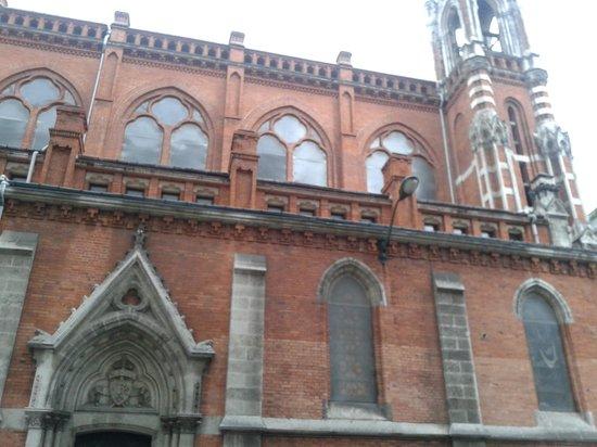 Iglesia del Sagrado Corazon - residencia Jesuitas