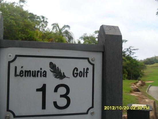 Anse Georgette: Lemuria Golf
