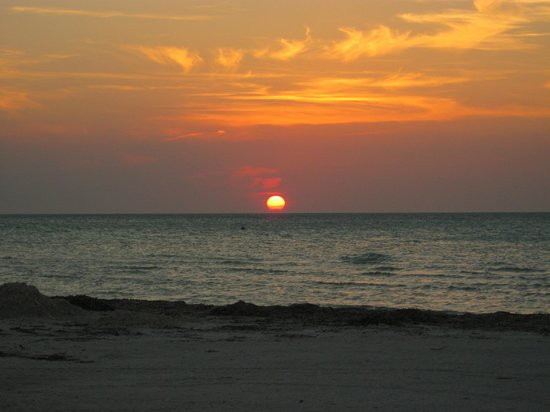 Raices Beach Club and Marina: A Beautiful and Different Sunset Every Night!!