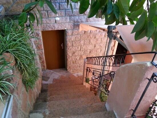 Hotel Bella Vista : Entrance Area