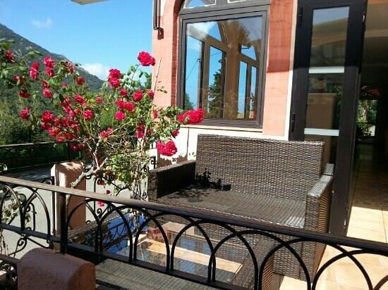 Hotel Bella Vista : In front of Breakfast Room