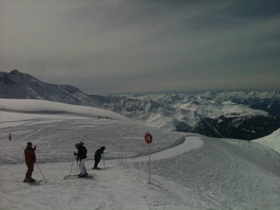 Residence Prestige Odalys Edenarc: Top of Les Arcs