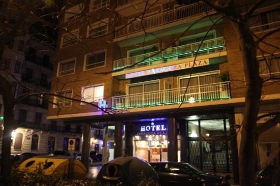 Hotel Zaragoza Plaza: hotel