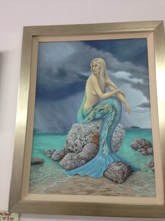 The Mystical Mermaid